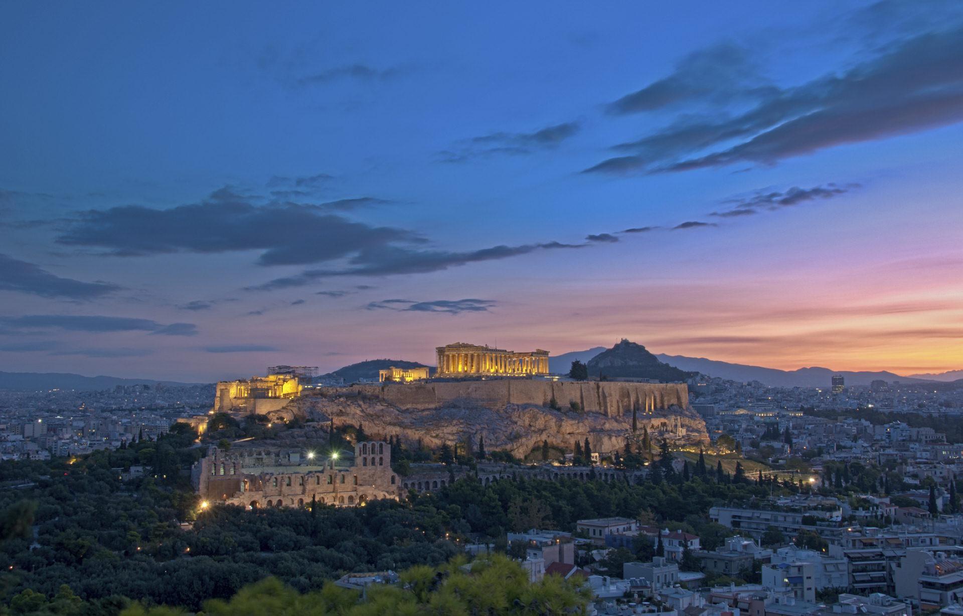 Acropolis Evening Tour